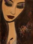 "Final Self Portrait ""Ayesha"""