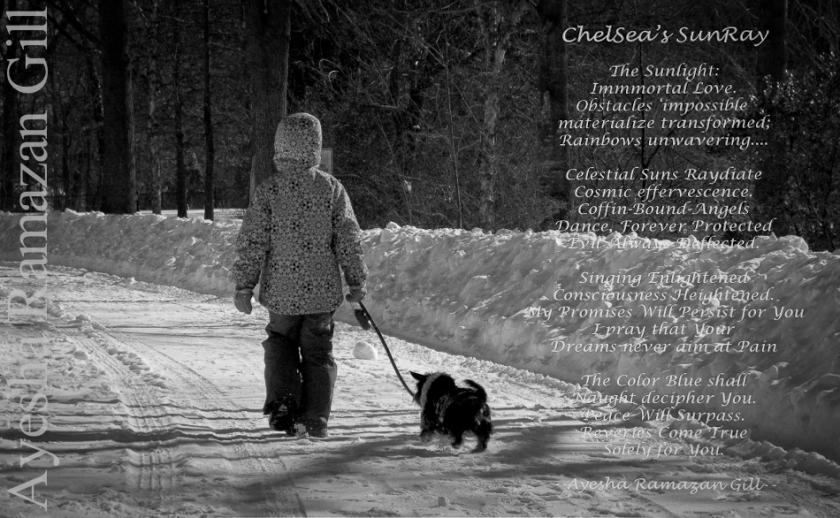 Chelsea Walking Emmie